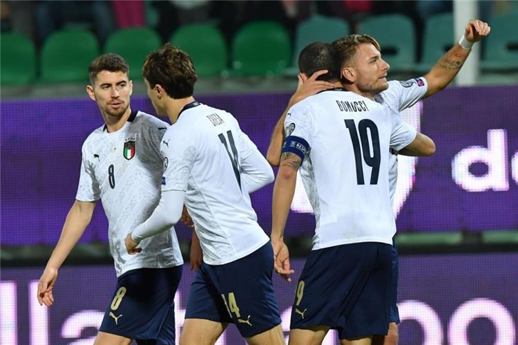 لاعبي ايطاليا
