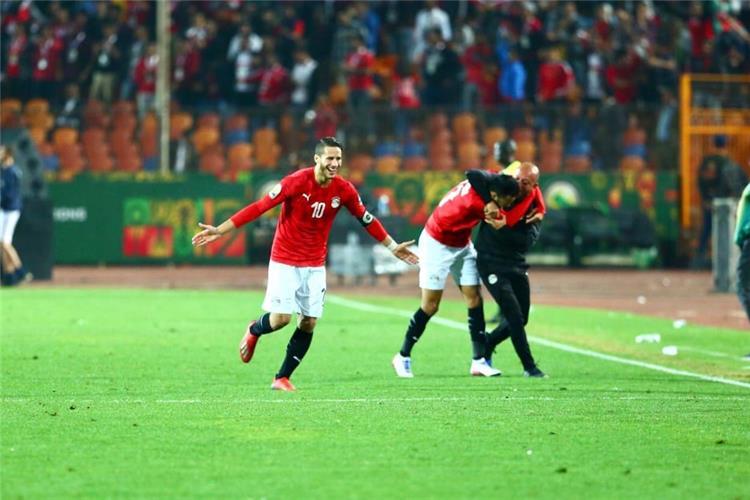 بالفيديو كريم العراقي يسجل هدف مصر الأولمبي الأول أمام كوت