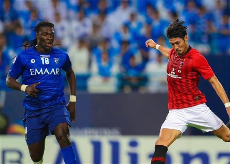 مباراة الهلال واوراوا الياباني في نهائي دوري ابطال اسيا