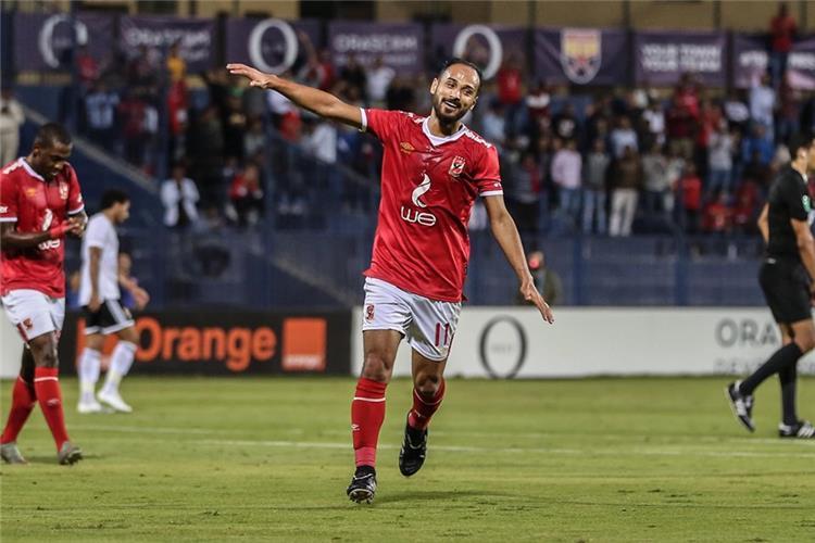 وليد سليمان يعلق على هاتريك مباراة الأهلي والجونة