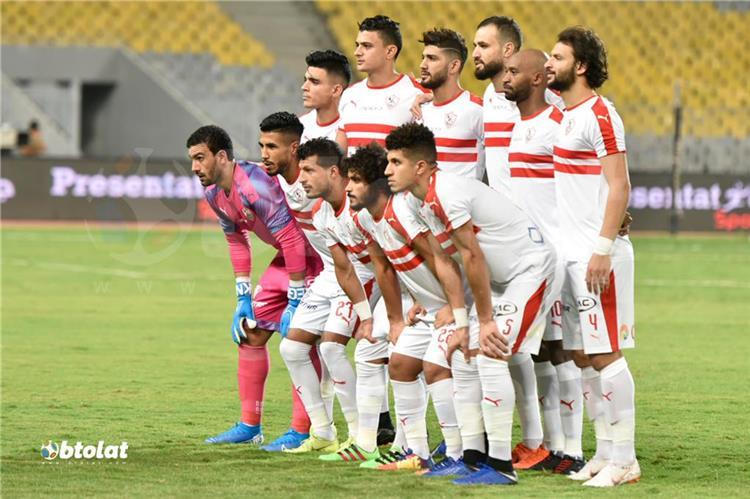 ترتيب مجموعة الزمالك في دوري أبطال إفريقيا بعد انتهاء الجولة