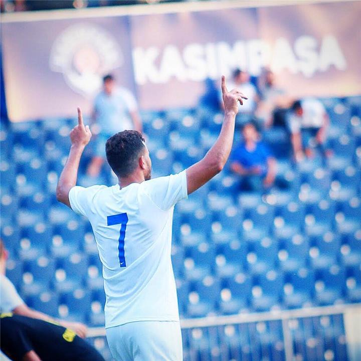 فيديو تريزيجيه ي سجل وقاسم باشا يظفر بأول ثلاث نقاط