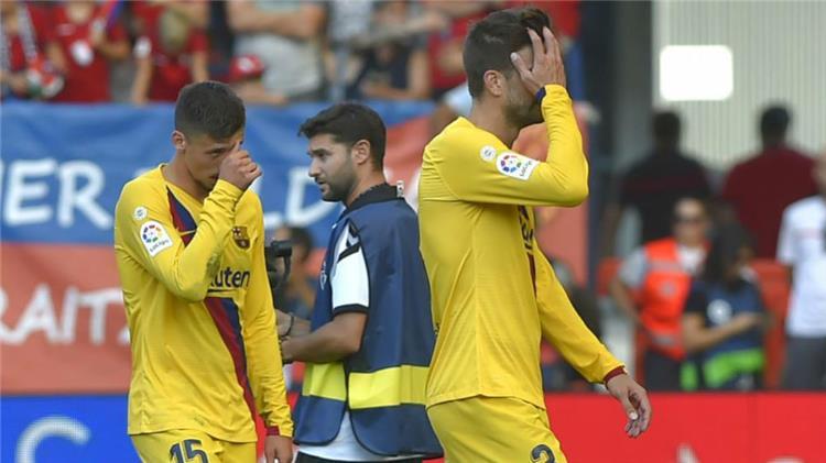 دفاع برشلونة