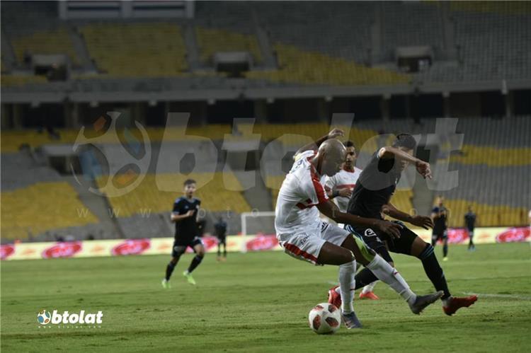 محمود عاشور حكمًا لمباراة الزمالك وبيراميدز في الدوري - بطولات
