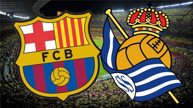 برشلونة وريال سوسيداد