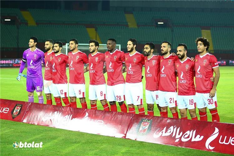 تشكيل الأهلي المتوقع أمام بلاتينيوم في دوري أبطال إفريقيا عودة