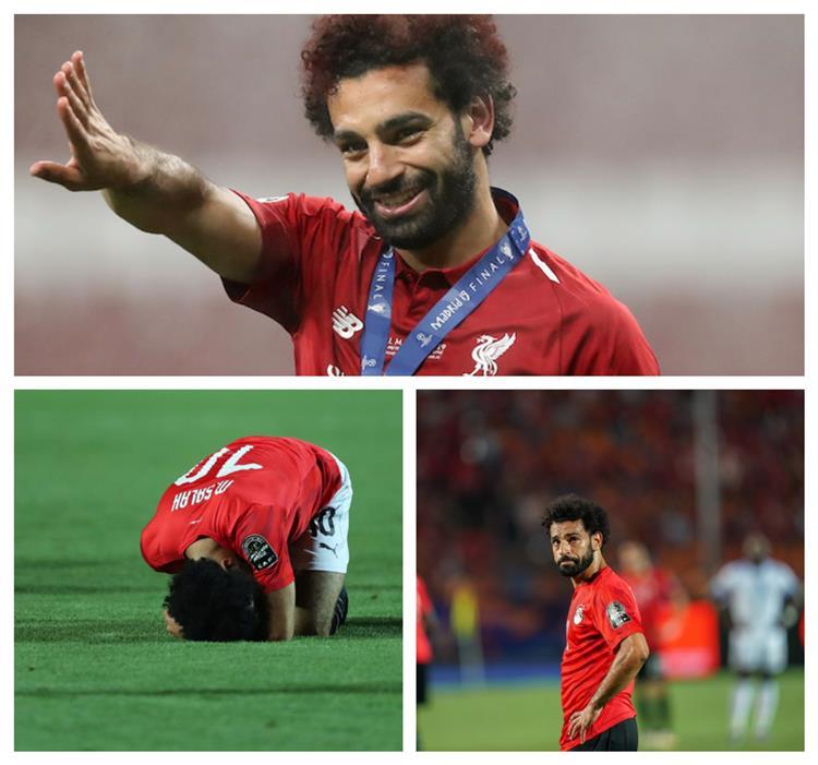 حصاد بطولات 2019 محمد صلاح بين قمة ليفربول وهاوية منتخب مصر