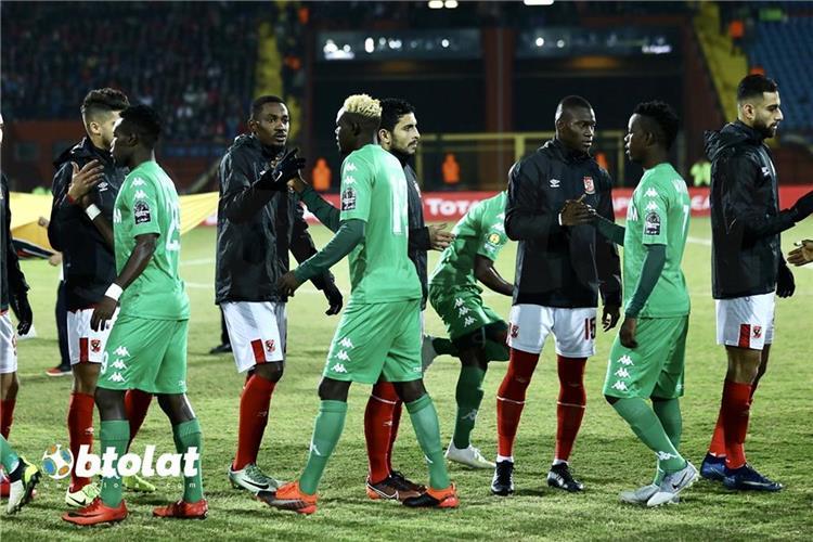 بلاتينيوم يكشف عن مشكلة واجهته في مباراة الأهلي بـ دوري أبطال إفريقيا -
