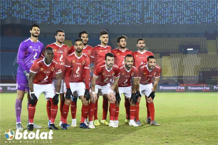 تشكيل الأهلي أمام إف سي مصر في الدوري مروان محسن يقود الهجوم