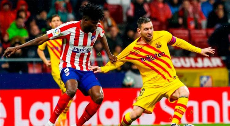 التشكيل المتوقع لمباراة برشلونة وأتلتيكو مدريد في نصف نهائي السوبر الإسباني اليوم -