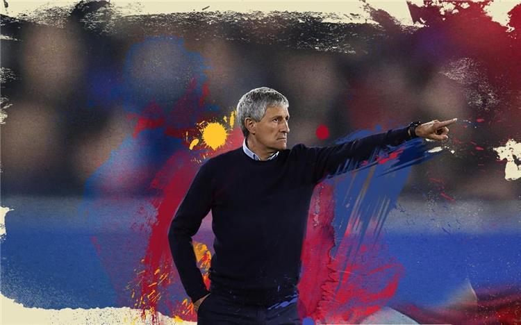 كيكي سيتين مدرب برشلونة الجديد