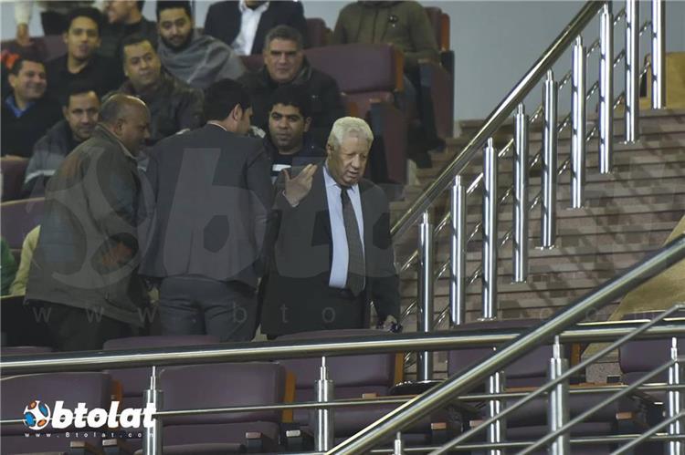 لجنة الحكام تتقدم بشكوى لـ الانضباط ضد مرتضى منصور -