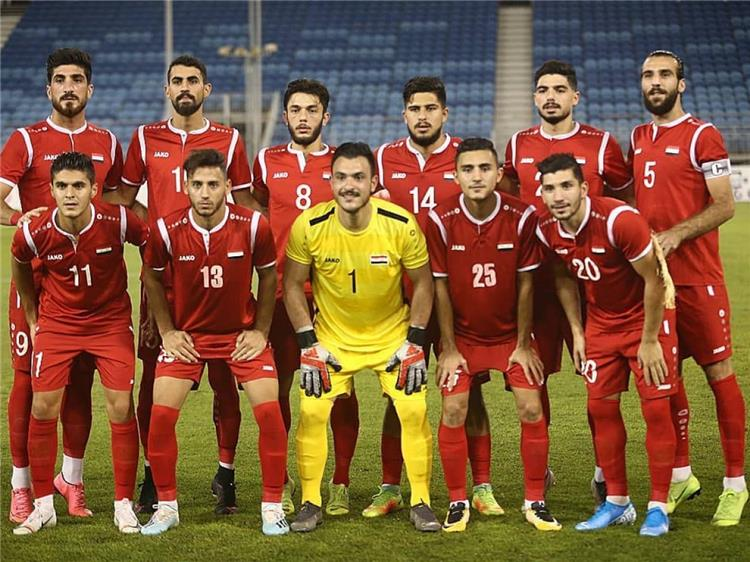 منتخب سوريا الأولمبي