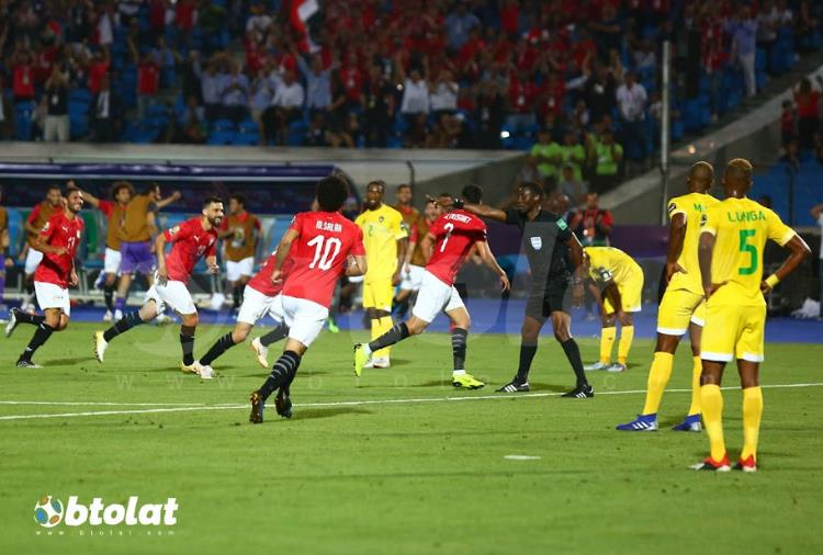 كاف يعلن تصنيف مصر ومنتخبات إفريقيا في قرعة تصفيات كأس العالم 2022