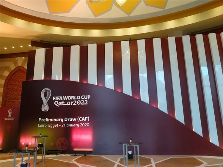 رسمي ا مجموعات تصفيات افريقيا لـ كأس العالم 2022 مصر في