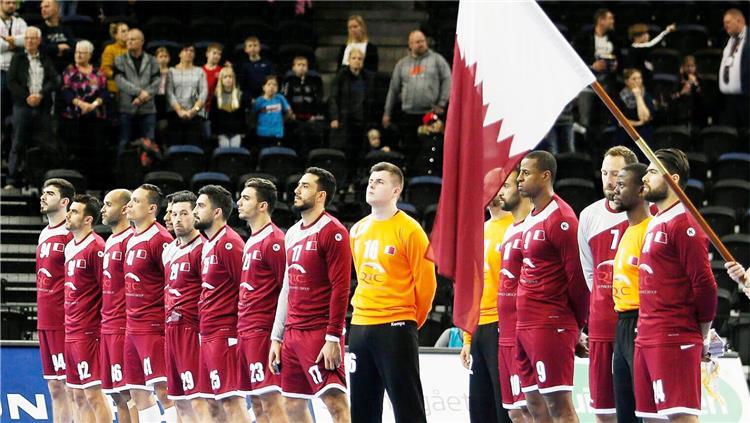 منتخب قطر لكرة اليد