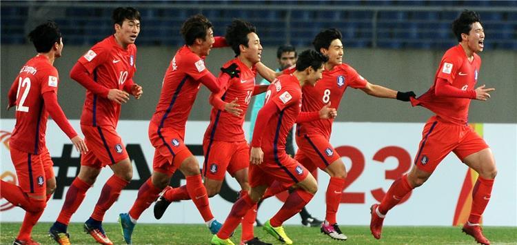 كوريا الأولمبي