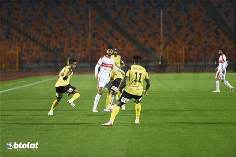 فيديو وادي دجلة ي عطل الزمالك بتعادل إيجابي في الدوري المصري