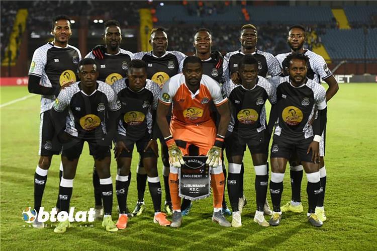 لاعبي مازيمبي