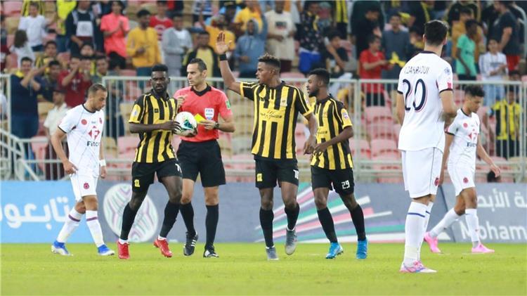 موعد والقناة الناقلة لمباراة اتحاد جدة وأولمبيك آسفي المغربي اليوم في البطولة العربية -