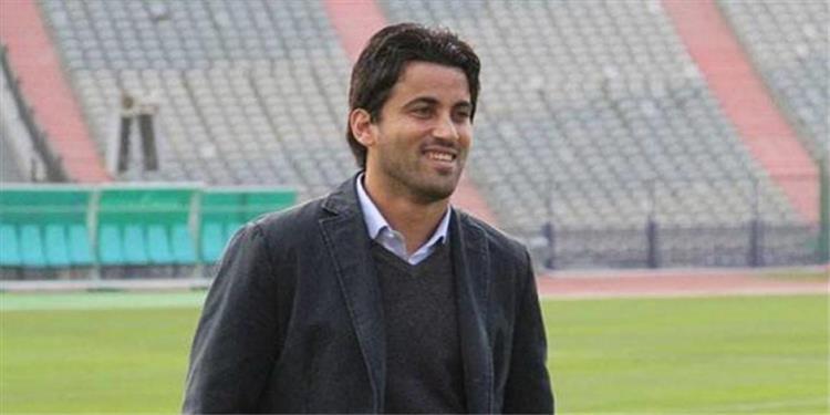 محمود فتح الله مدير الكرة بنادي بيراميدز