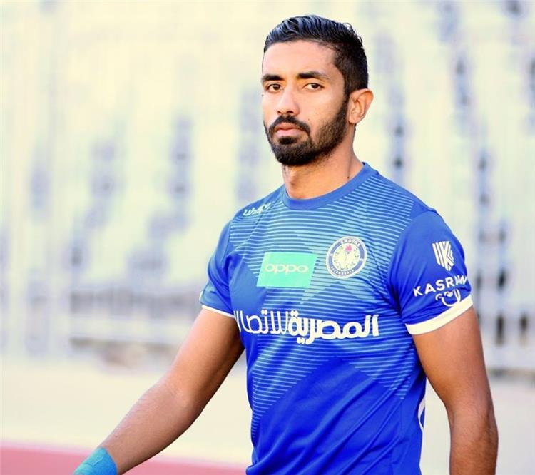 عبد الله بكري لاعب بيراميدز