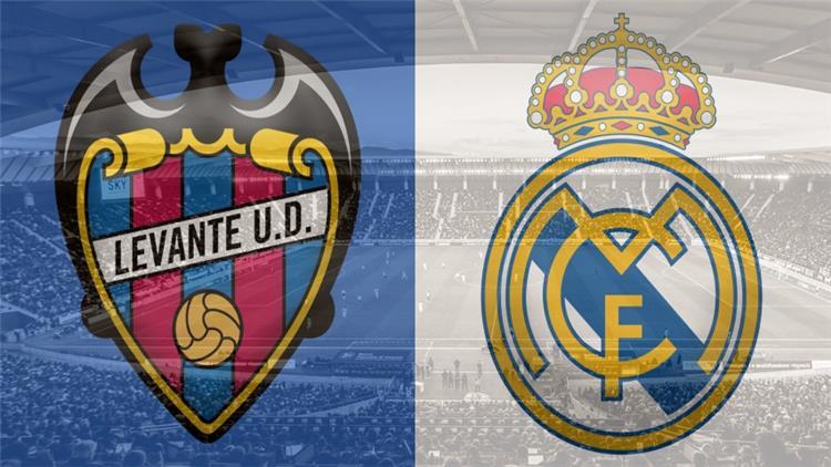موعد والقناة الناقلة لمباراة ريال مدريد وليفانتي في الدوري الإسباني اليوم -