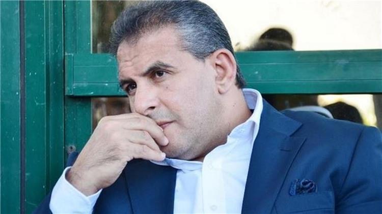 طاهر أبو زيد وزير الرياضة الأسبق