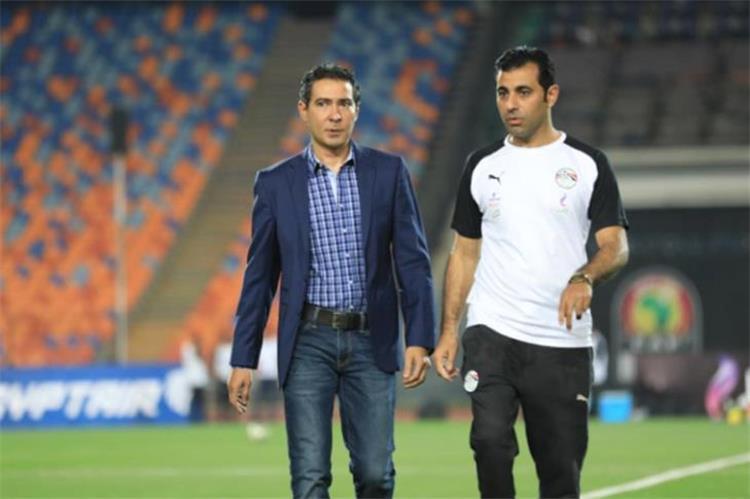 محمد بركات البدري رفض انضمام كهربا لمعسكر منتخب مصر المقبل