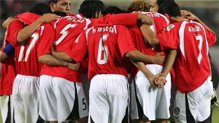 منتخب مصر 2006
