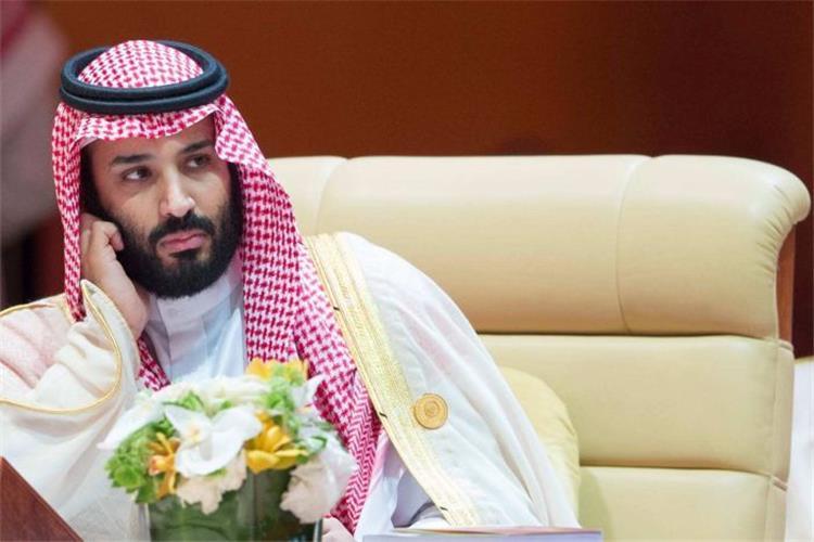 محمد بن سلمان ولي العهد السعودي