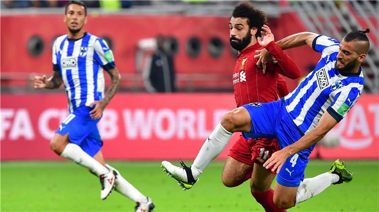 محمد صلاح وسانشيز في كأس العالم للأندية