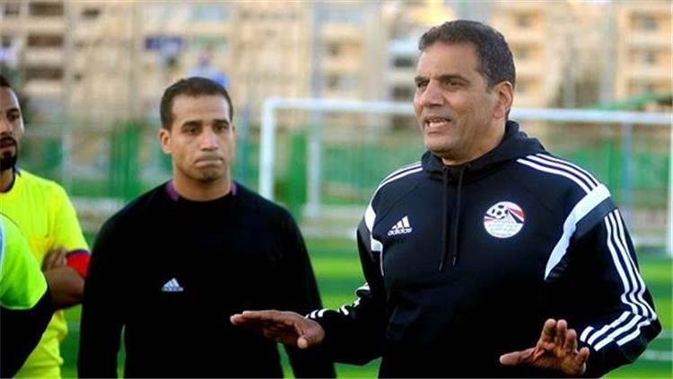 جمال الغندور رئيس لجنة الحكام السابق