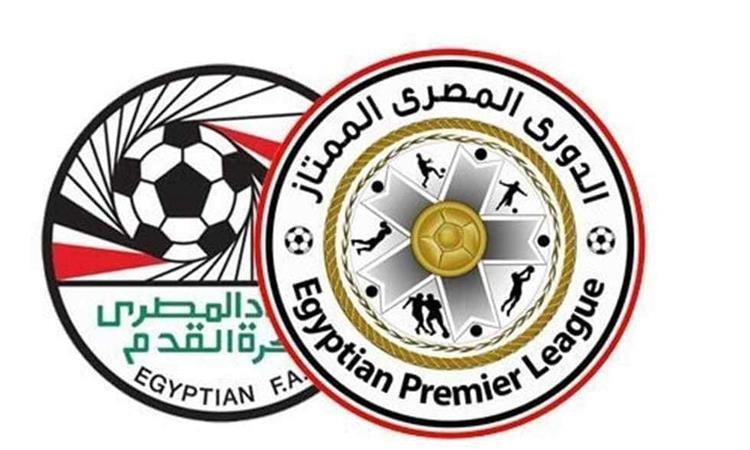 شعار اتحاد الكرة والدوري المصري