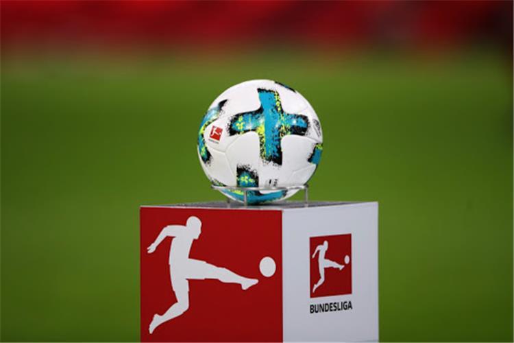الدوري الألماني 2019 2020