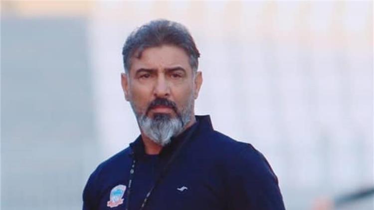 علي هادي مدرب منتخب العراق للناشئين