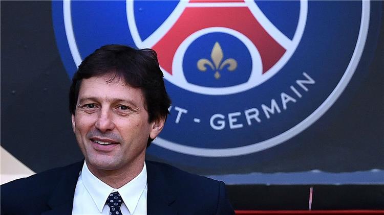 ليوناردو المدير الرياضي لباريس سان جيرمان