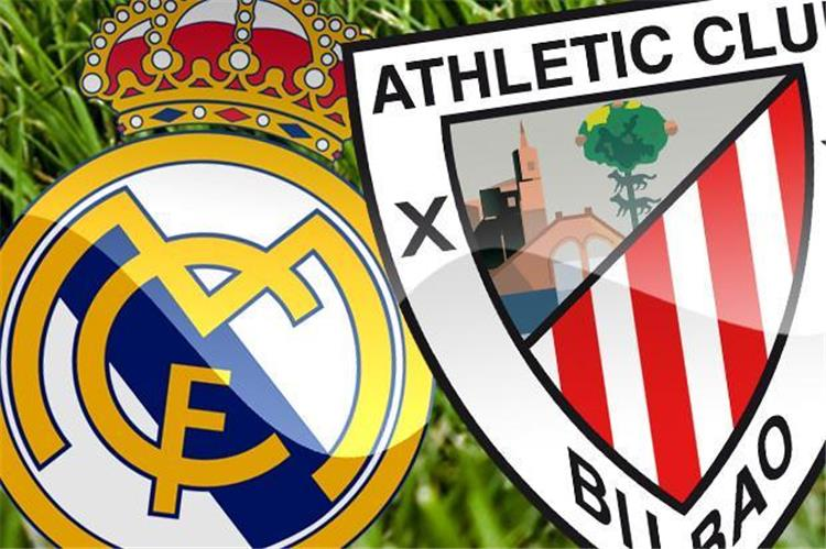 ريال مدريد وبلباو
