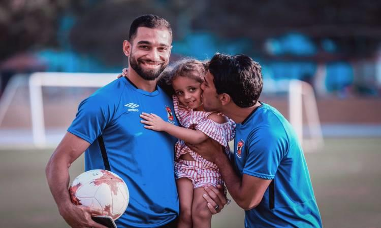 عمرو السولية وإبنته