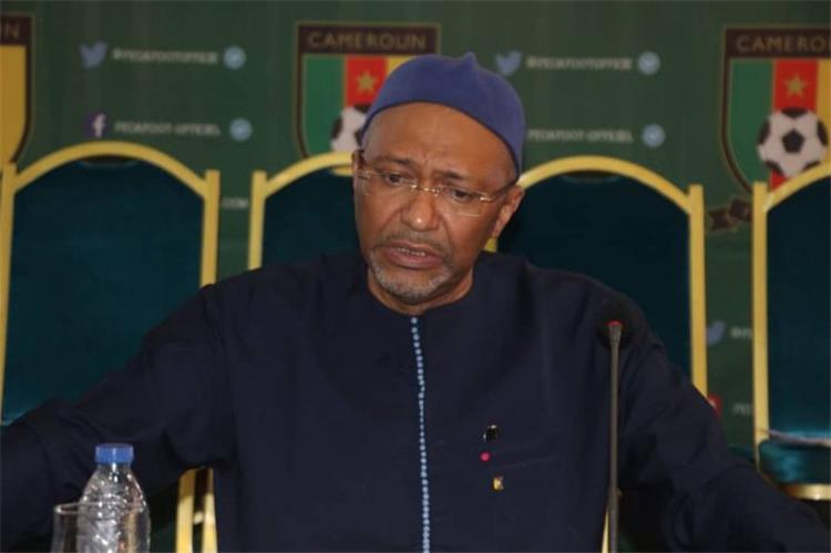 رئيس الاتحاد الكاميروني