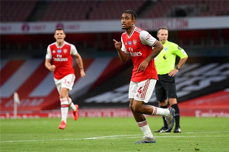 نيلسون بعد تسجيله هدف فوز آرسنال أمام ليفربول: كنا ممتازين.. وسأحتفل مع  عائلتي - بطولات