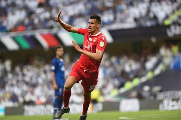 كريم عريبي لاعب النجم الساحلي