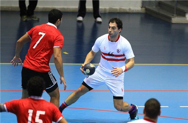احمد الاحمر لاعب الزمالك