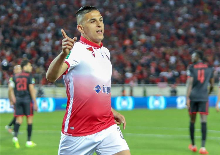 محمد الناهيري لاعب الوداد المغربي