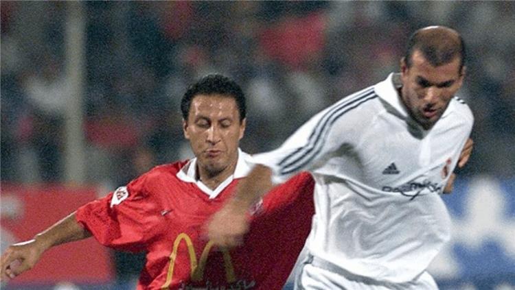 مباراة الاهلي وريال مدريد