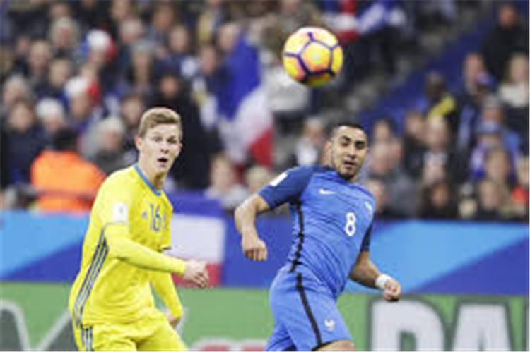 فرنسا والسويد