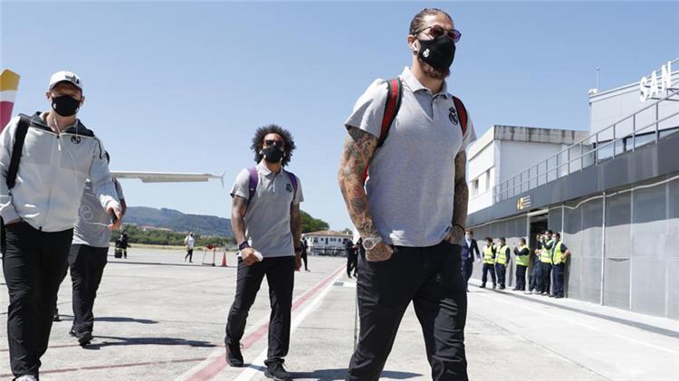 بعثة ريال مدريد