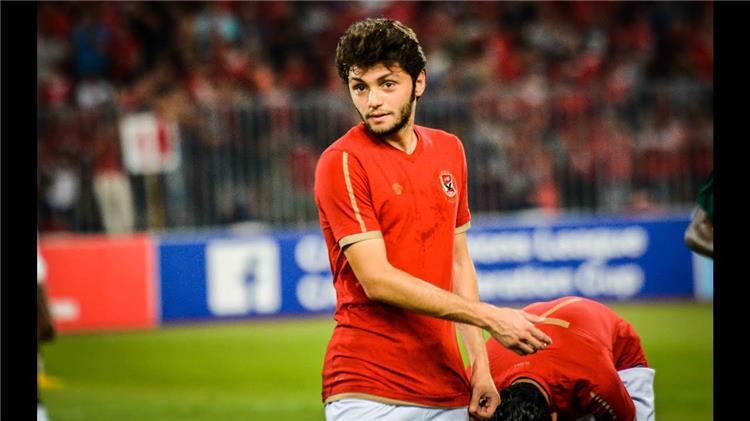 كريم نيدفيد لاعب الأهلي