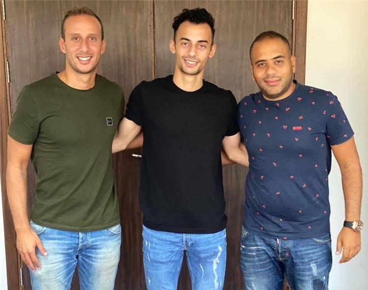 أحمد عبد القادر وأمير توفيق