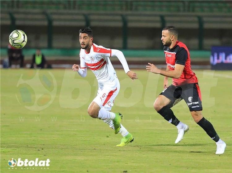 كريم طارق لاعب طلائع الجيش